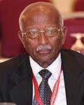 厄立特里亚公共工程部部长Abraha Asfaha