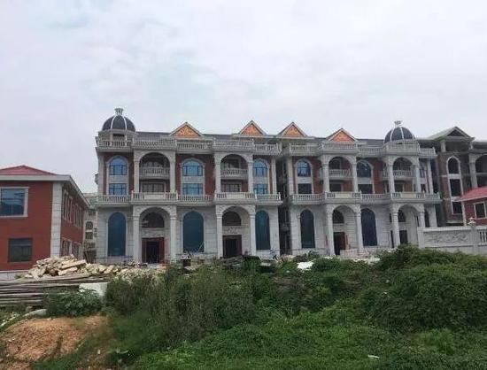 莆田农村别墅东庄