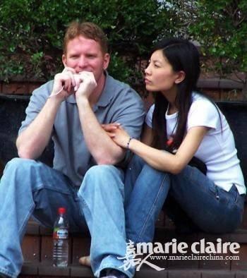 美国帅哥为什么喜欢中国女孩
