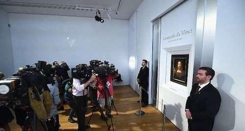 曾卖45英镑的《救世主》被称是达芬奇真迹 估1亿