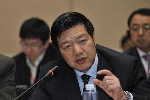 图文:中国工商银行个人金融部总经理李卫平