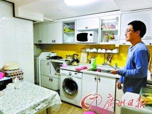 韩国人结婚不用愁房住 毕业后住胶囊公寓