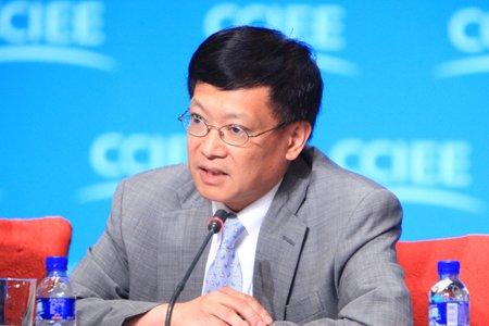 图文:中国进出口银行首席经济学家王建业