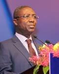 非洲进出口银行行长Jean-Louis Ekra