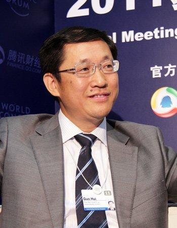 图文:圣象集团有限公司执行总裁郭辉