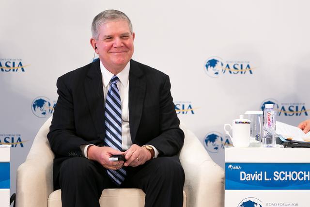 自动播放开关自动播放 福特汽车公司集团副总裁兼亚太区总裁dave
