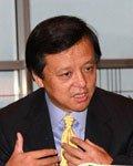 香港交易及结算所有限公司集团行政总裁李小加