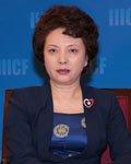 中国对外承包工程商会副会长王禾