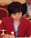 上海建工集团股份有限公司国际业务管理部总经理李岚