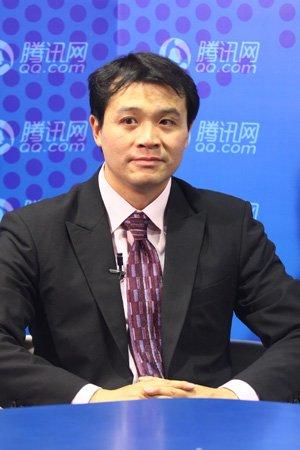 图文:上海交通大学金融学院副院长朱宁