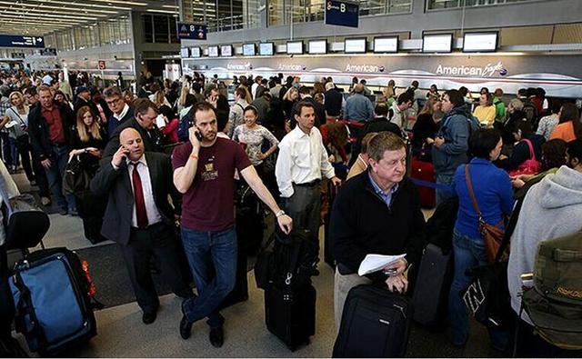 谁来为美国暴风雪取消航班埋单?