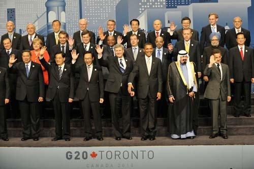 G20:全球金融分权进行时