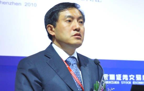 图文:中国证监会基金监管部副主任胡家夫