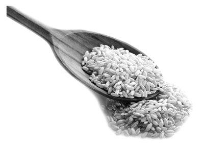 大米豆类手工制作粘画