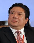 张页 上海航运交易所总裁