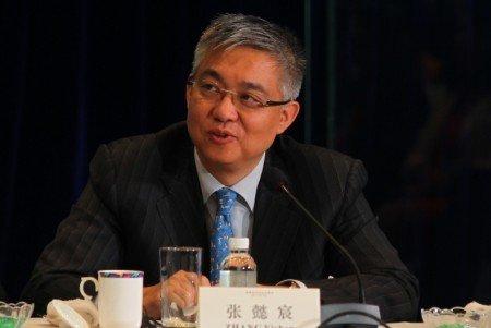 图文:中信资本控股有限公司董事长张懿宸