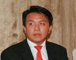 DHL快递项目副总裁王树平