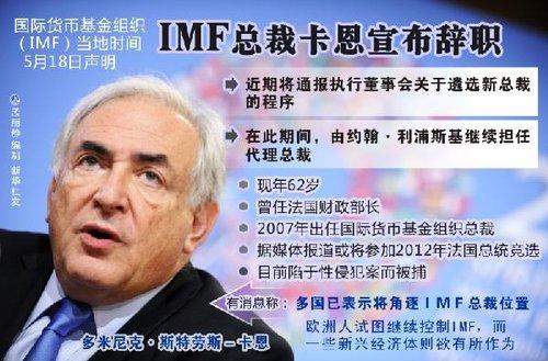 """""""浴室门""""之后的IMF改革"""