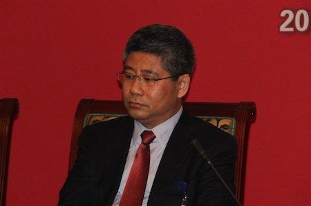 图文:清华大学经济管理学院副院长白重恩