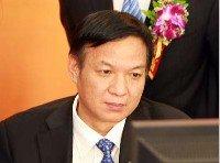 农行副行长蔡华相与网友交流
