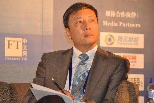 图文:中国社会科学院人口研究所所长蔡昉