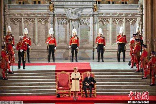 英国白金汉宫将举行女王登基60周年庆祝活动