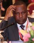 坦桑尼亚交通部副部长Charles J. Tizeba