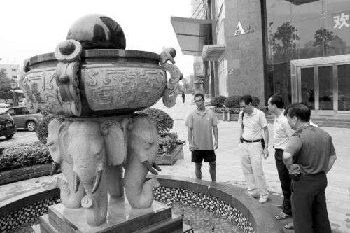 汕头石雕嵌印福建印章