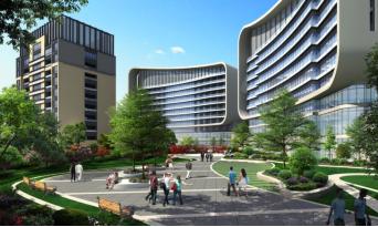 """高新区商圈浮现 :全家庭时尚综合体,信通中心打造下一个""""金山"""""""