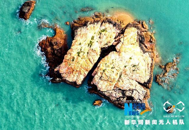 福建惠安风车岛:海天一色 诗意唯美