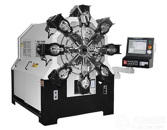 【永腾】20年创新专利 专注无凸轮兼机械手弹簧机械