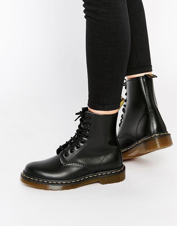 一双帅气短靴 三个时髦思路