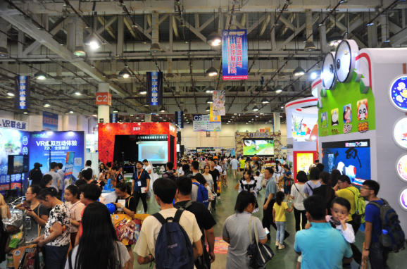 第十届厦门国际动漫节再掀动漫热潮