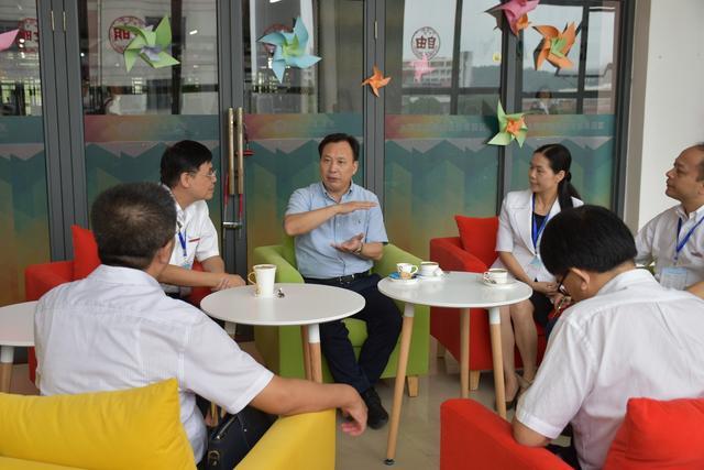 福建江夏学院大学生创新创业标准园区正式开园