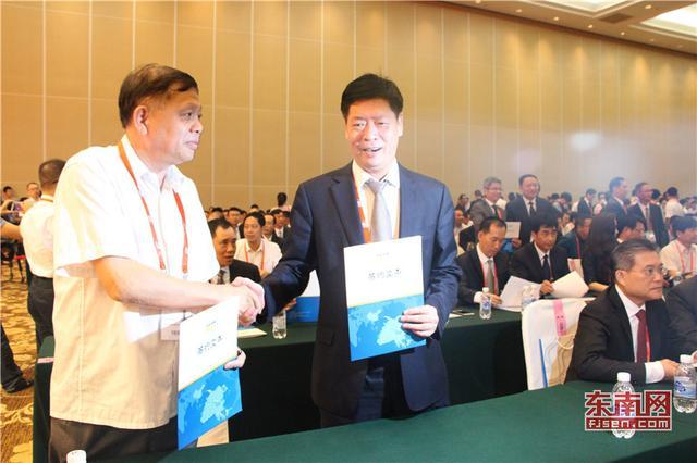 """第十九届""""海交会"""":145个重点项目签约 总投资2705亿元"""