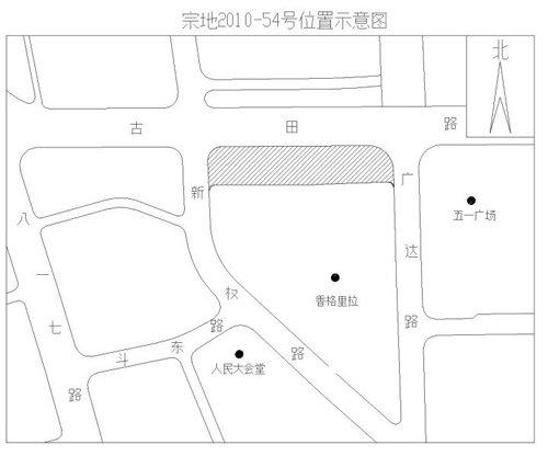 快讯:福建嘉里以底价4.81亿竞得双福楼地块