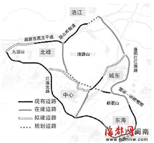 惠安清沙湾地图