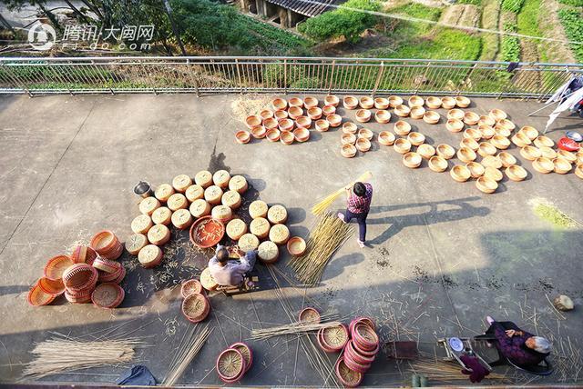 福建深山村庄家家做漆篮 他放弃千万产业全村跟他身家翻倍