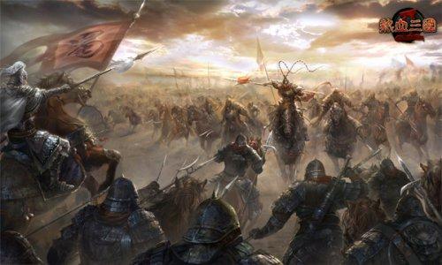 洪荒异兽袭三国《热血三国2》开启玄幻战争