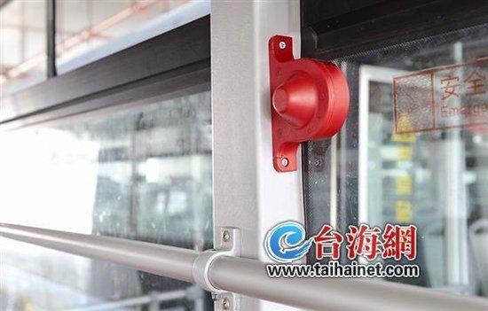 厦门174台BRT公交装自动爆玻器 用钢化玻璃