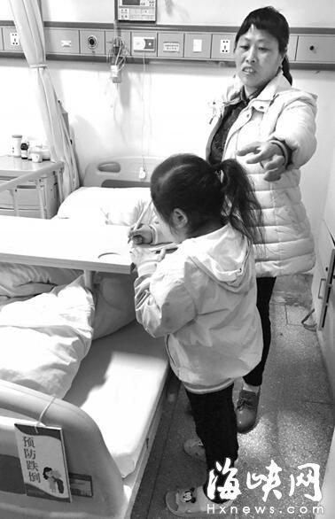 宁德14岁女孩患怪病 7年来都没长个
