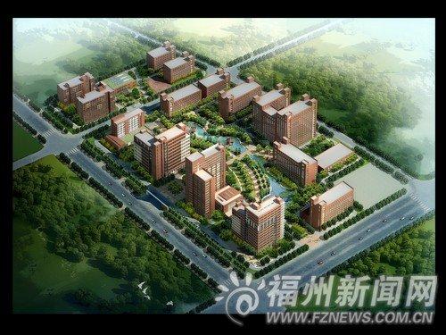 中科院海西研究院开建 占地200亩一期投资3.4亿