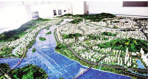 """10年后福州啥模样 """"大福州""""规划亮相海交会"""