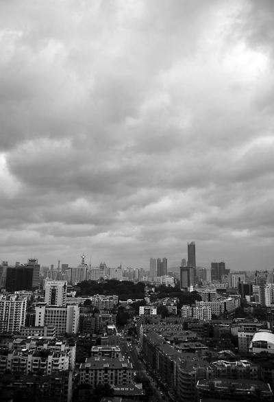 """受""""海鸥""""影响闽各地降雨 月末或还有台风生成"""