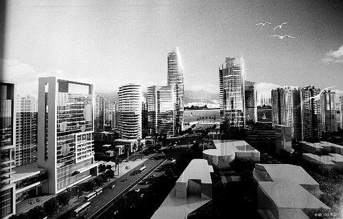 城东辟千亩滨江用地 打造大型城市综合体