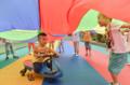 福建省石狮市鹏博幼儿园开展六一儿童节活动