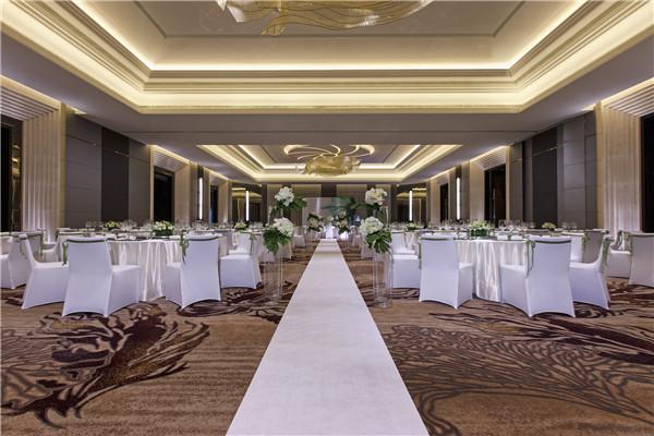 准新人攻略 厦门岛内多家五星级酒店婚宴厅全信息