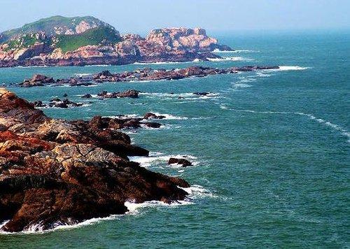 私奔到福建最原始岛屿  开启浪漫之旅