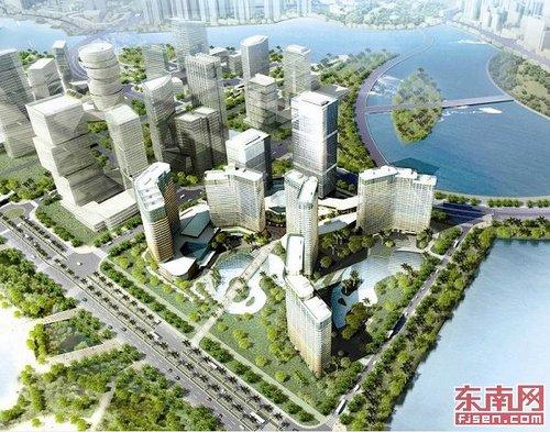 """海沧4年要打造""""超级城市"""" 9月8日开工"""