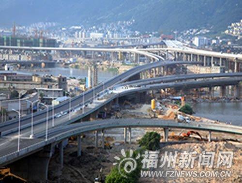 榕构建综合交通运输枢纽 水陆空建设大提速